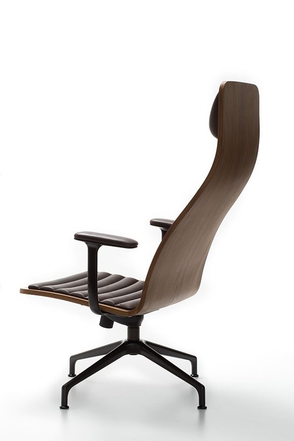 Lotus De Luxe Attesa Office Chair By Cappellini Office Chair Office Chair Design Chair