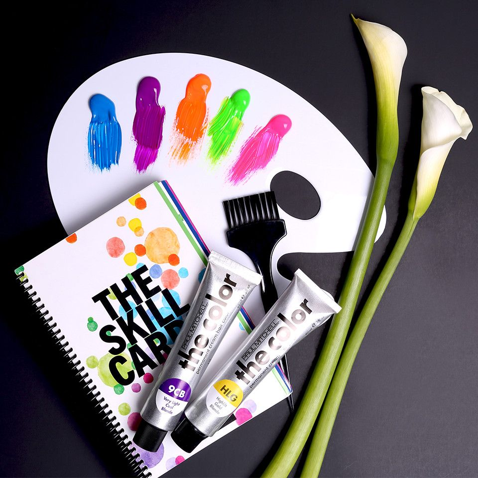 Color your future beautiful by joining the Paul Mitchell