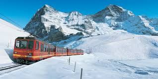 Jungfrau Summit in Switzerland The Jungfrau at 4,158 metres is one of the main summits of the Bernese Alps, located between the northern canton of Bern and the southern canton of Valais, halfway between Interlaken and Fiesch.... Shawn Frank
