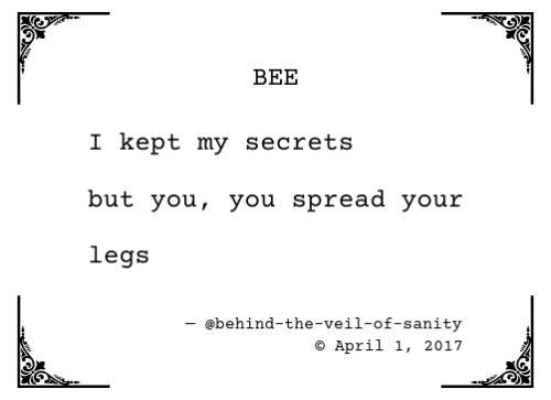 ten word poems