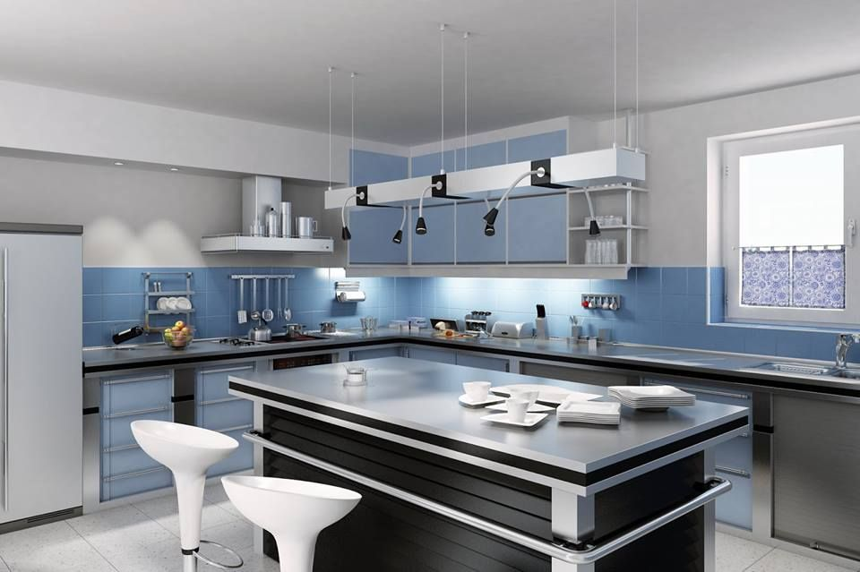 Modular #kitchen #3D #design #painting #services #interior Inspiration Kitchen 3D Design Decorating Design