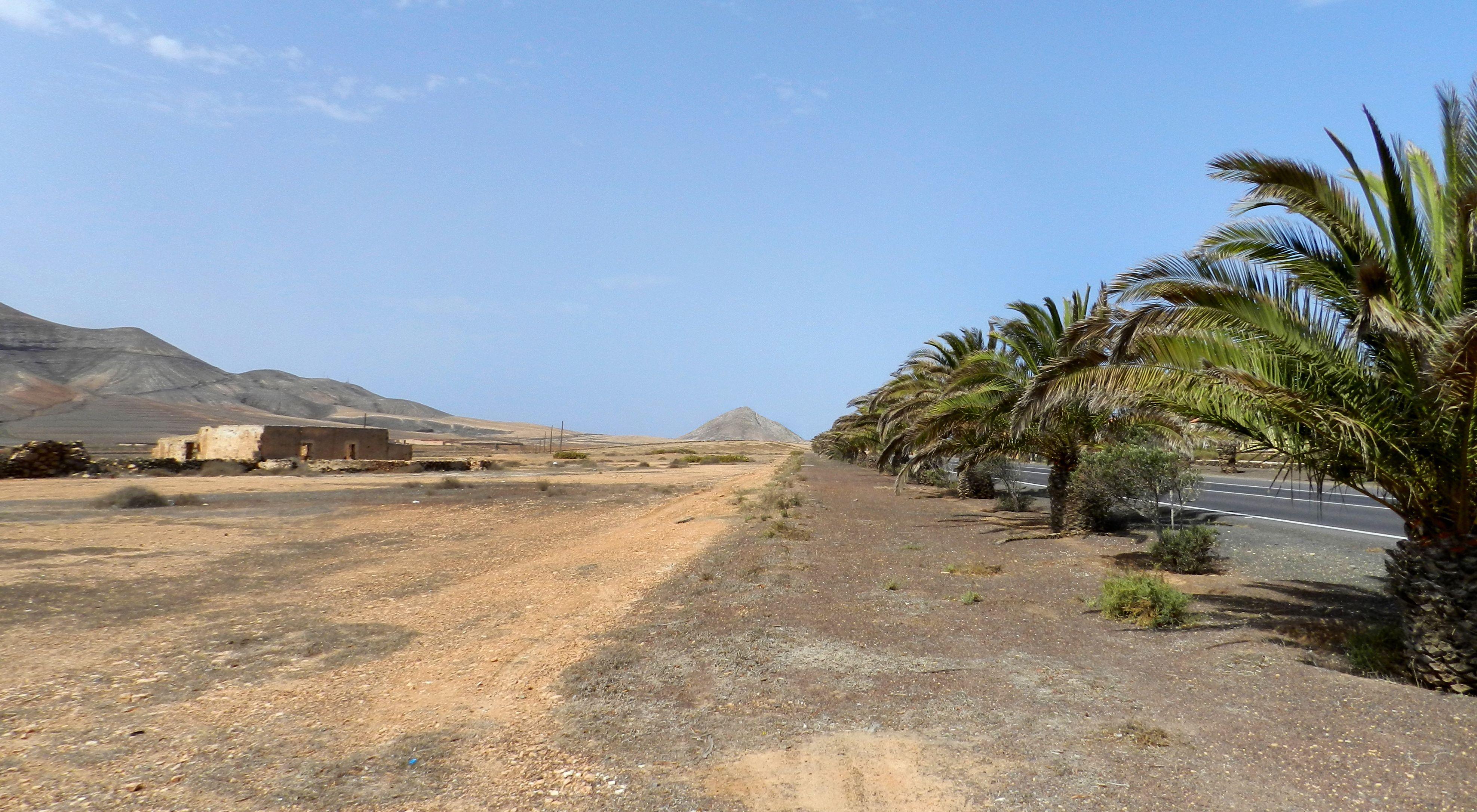 La Oliva#Fuerteventura