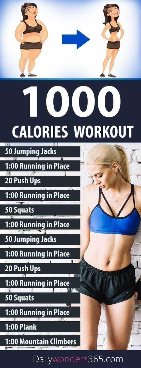 100 Kalorien verbrennen Training