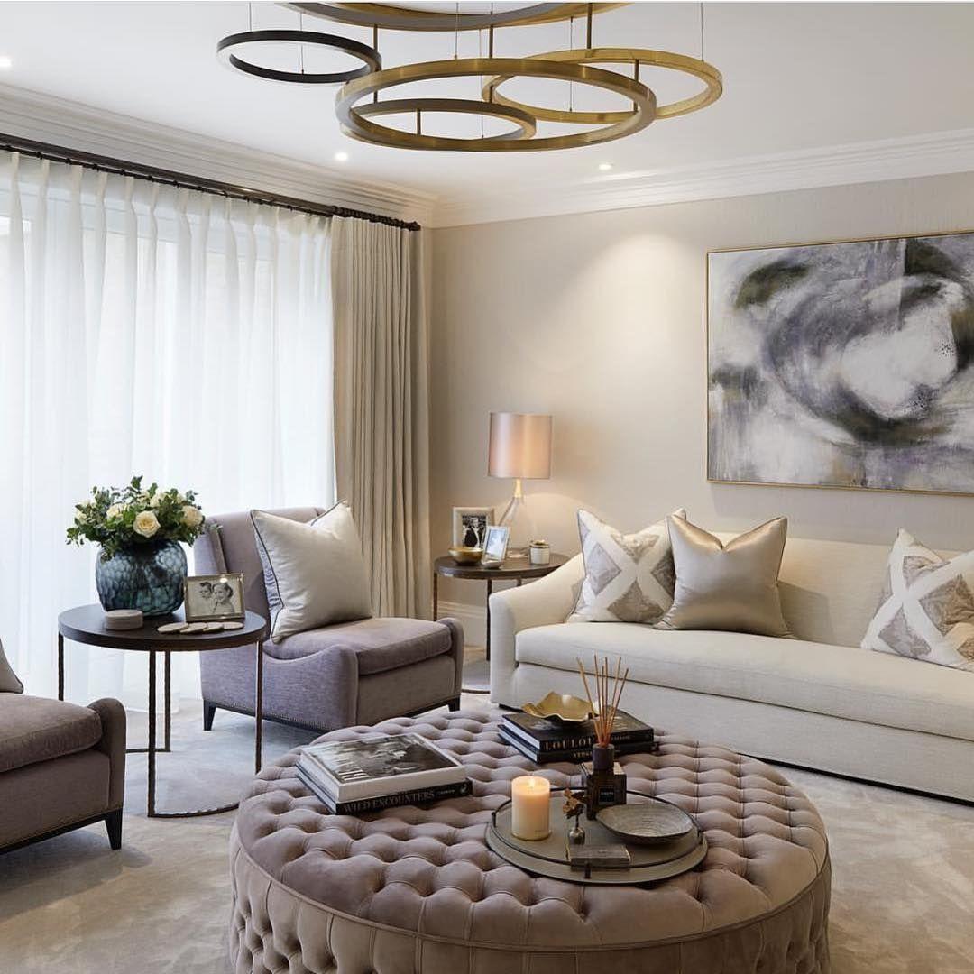 Pin On Home Decor Interior Design Celebrity living rooms decor