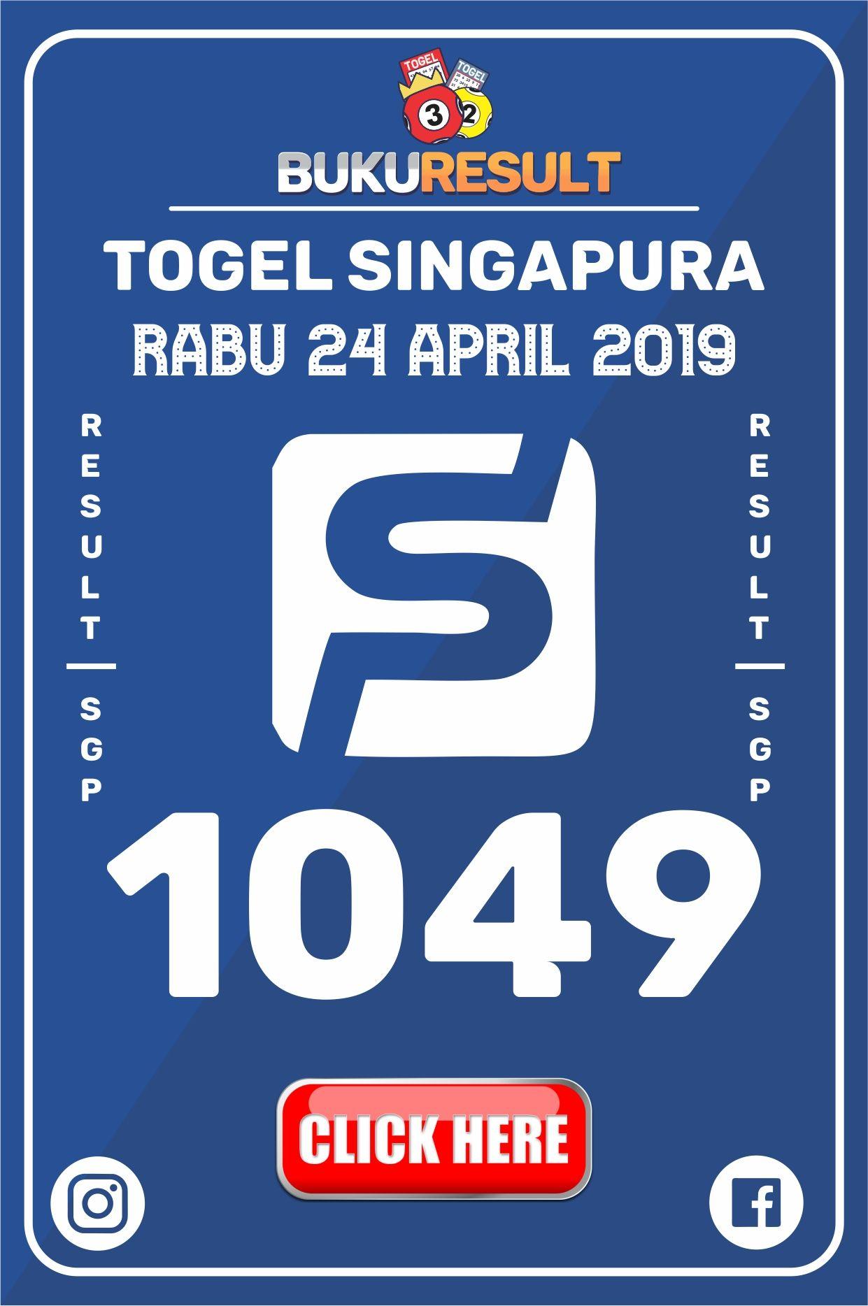 Togel singapore hari ini keluar live tercepat 2019