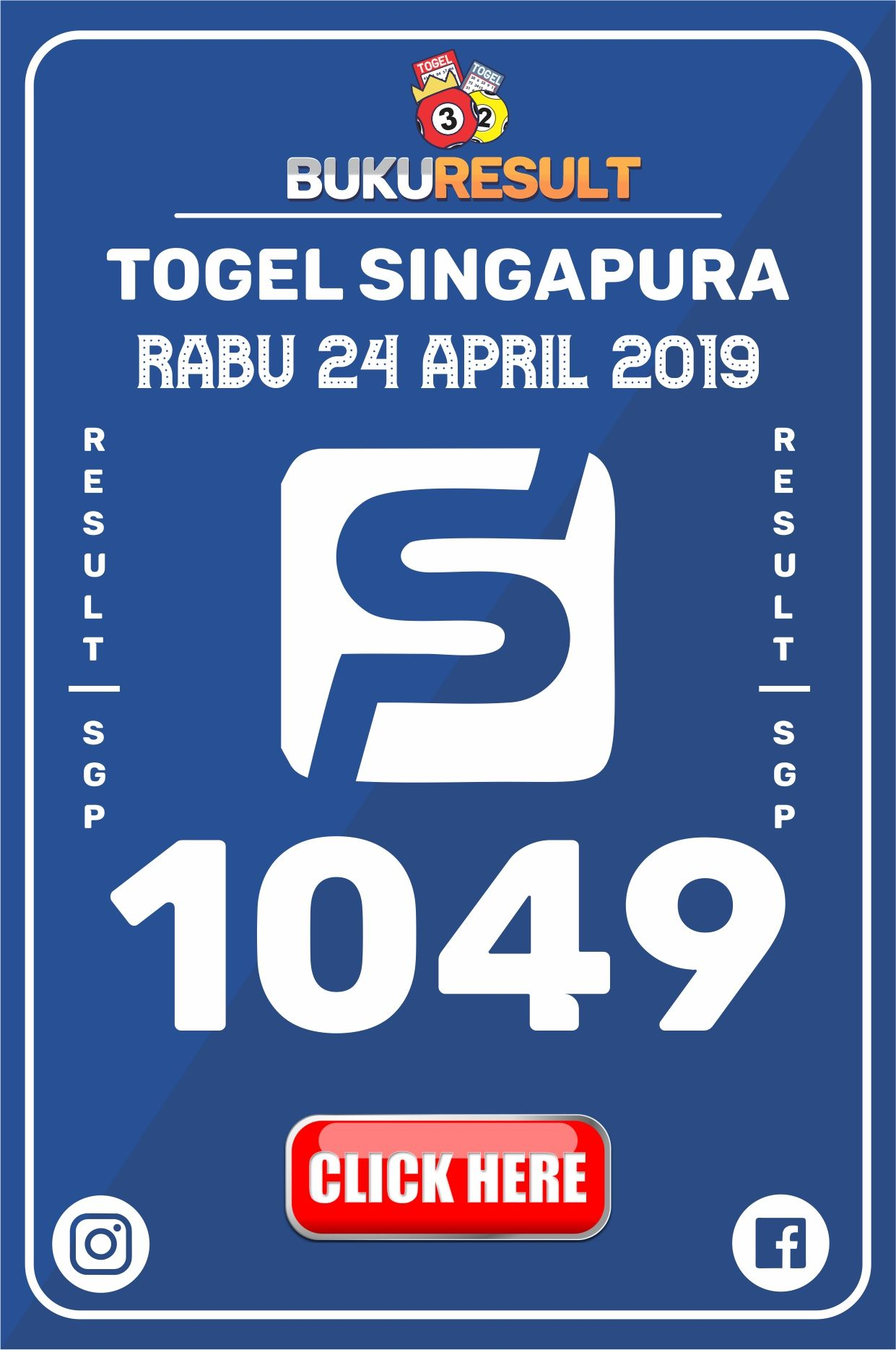 Togel Singapore Hari Ini 2019 : togel, singapore, Keluaran, Togel, Singapura, Result