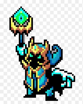 Pixel Art League Of Legends Video Game Pixelated Boss Bead Png Pngegg Pixel Art Pattern Pixel Art Pattern Art