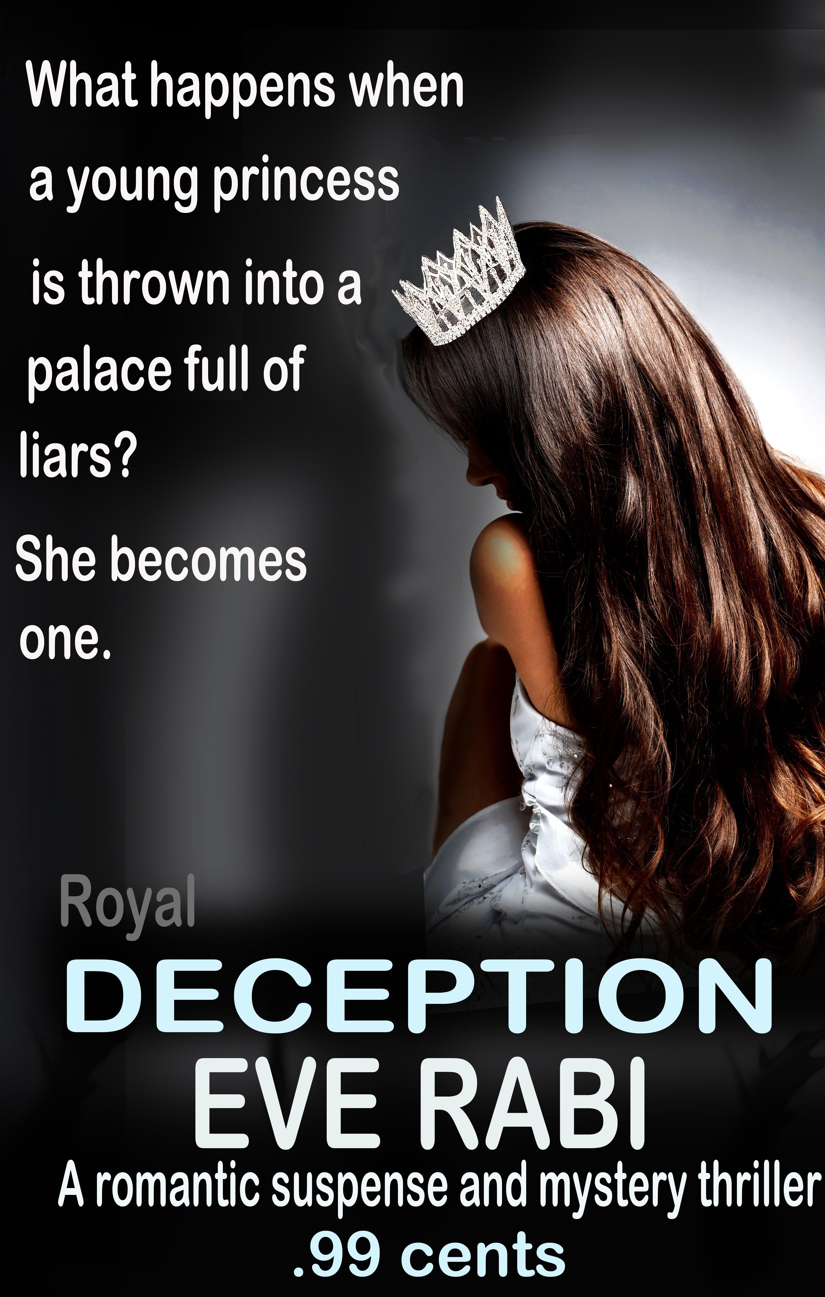 "#RomanticSuspense #RomanticCrime #EveRabi #Deception #Books # Reading ...""So good, I'm still thinking about this story a week after  reading it."" Amazon reviewer #EveRabi  #RomanceNovels #LoveTriangles #FictionForWoman #ModernRomance Amazon UK: http://amzn.to/1DCmn2w Amazon US: http://amzn.to/1sHcMnY Amazon Aus: http://bit.ly/1DVnBZk Amazon US: http://amzn.com/B00BC1H04K Amazon UK: http://www.amazon.co.uk/dp/B00BC1H04K Amazon Aus: http://www.amazon.com.au/dp/B00BC1H04K"
