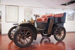 1902 Renault Type G 8 HP Serie B Monocylindre Tonneau 4 Places