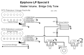 Image Result For Gibson Les Paul Jr Wiring Diagram Gitaarakkoorden