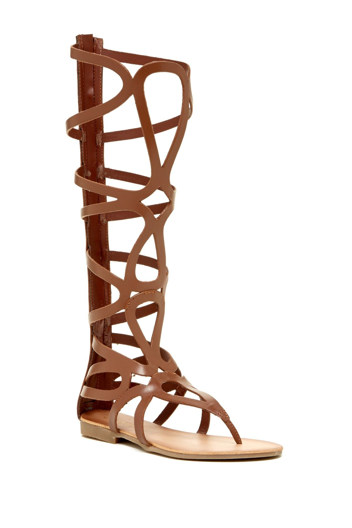 54ced60579c Zeus Tall Gladiator Sandal by Coconuts By Matisse on  nordstrom rack