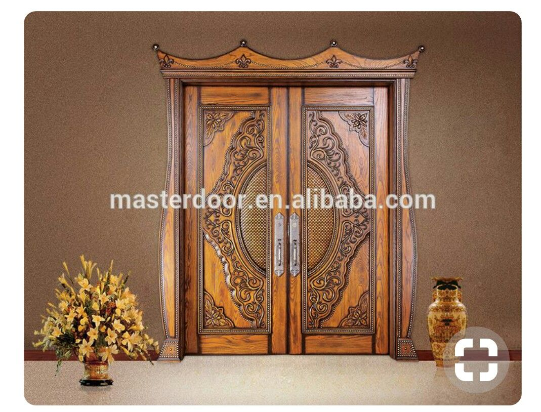 House Front Double Doors Interiors Wood Entry Indian Tattoo Style Door  Design Also Best Little India