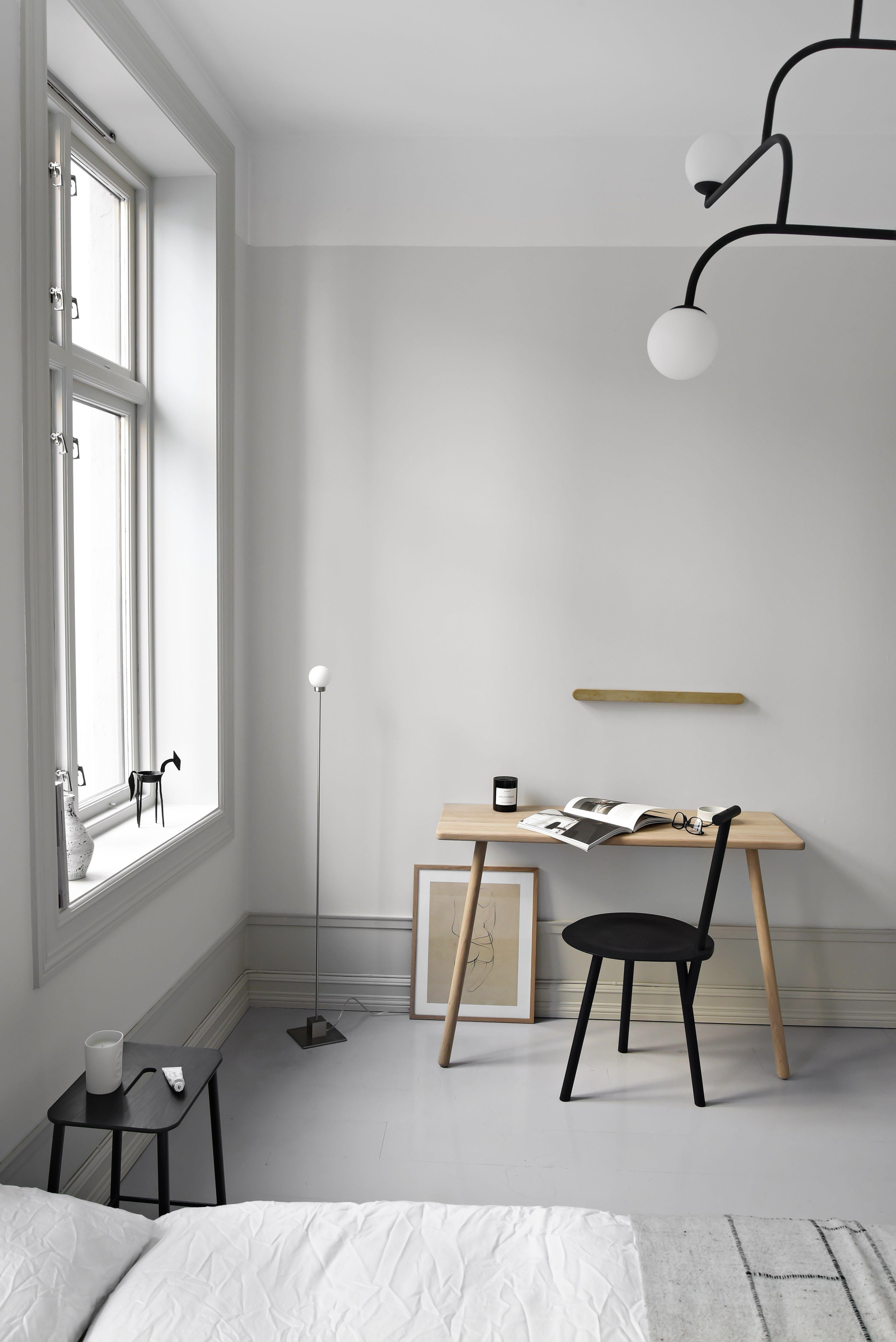 Katerina dima   beautiful home via coco lapine design blog also oficina pinterest bedroom rh