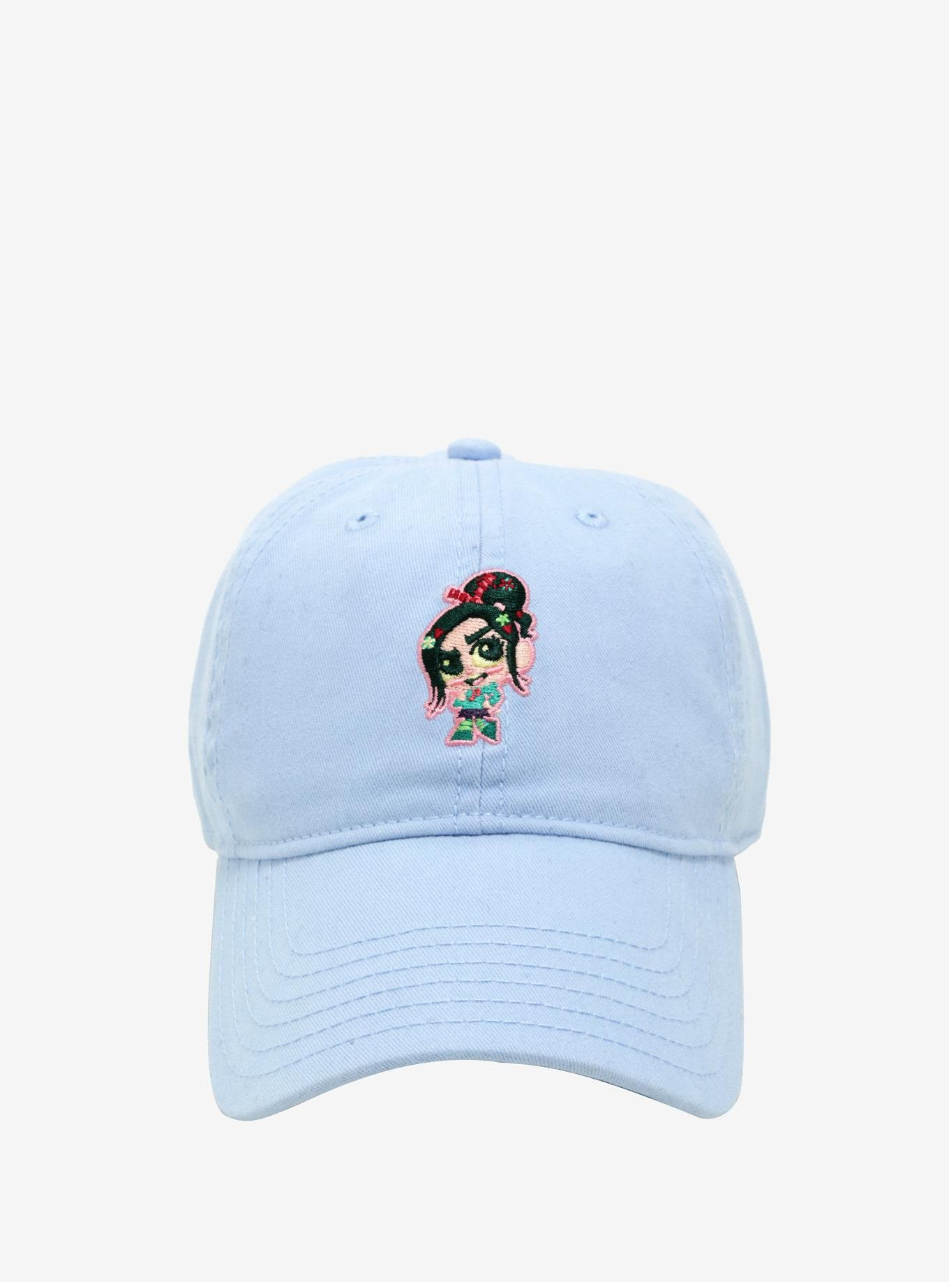 39ef5b57c1c Disney Wreck-It Ralph Vanellope Dad Hat