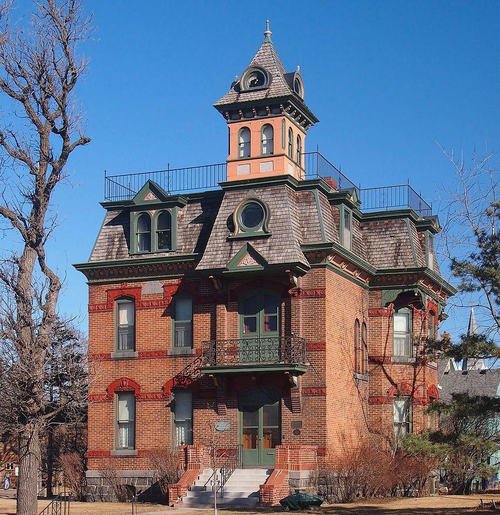 Michael Majerus House In Stearns County, Minnesota.