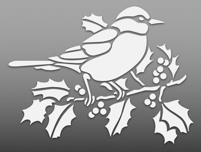 Картинки для кормушек птиц украшение шаблоны