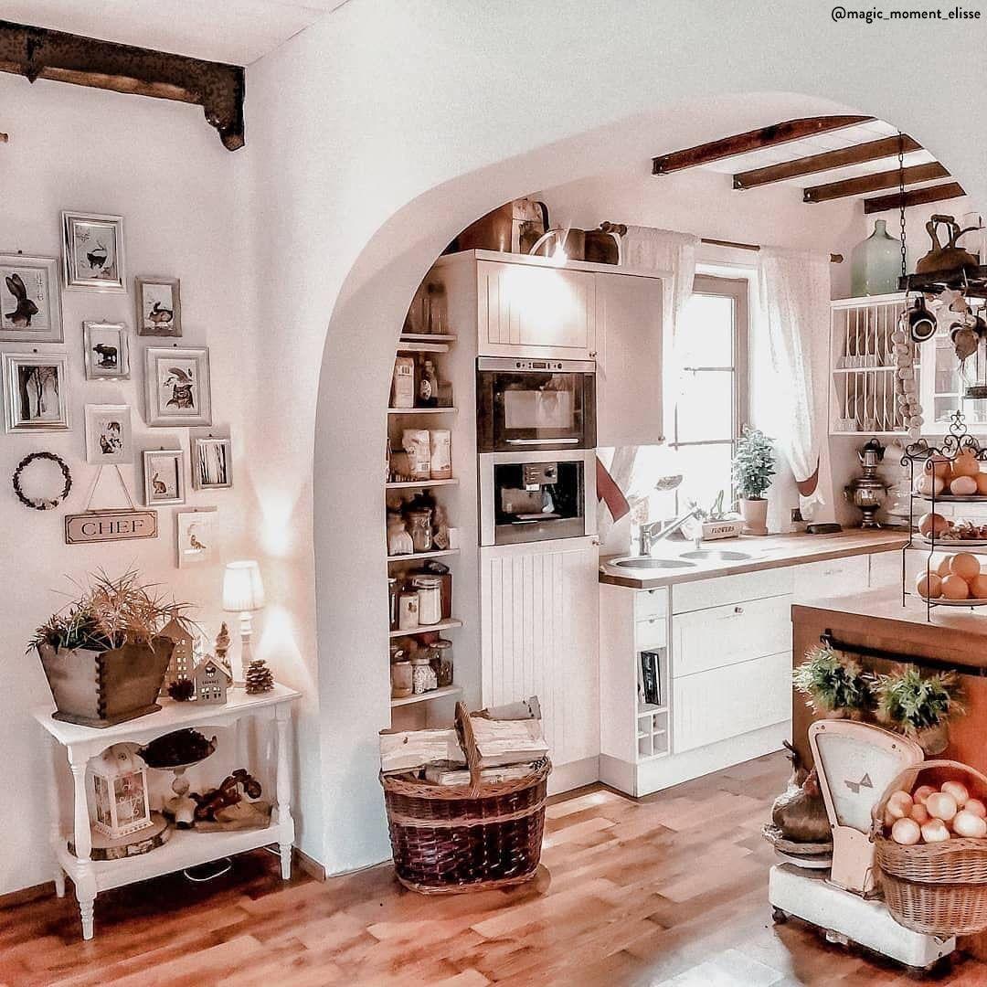 Cucina in stile provenzale Tra lo stile rustic chic e lo