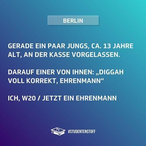 Ehrenmann Zitate