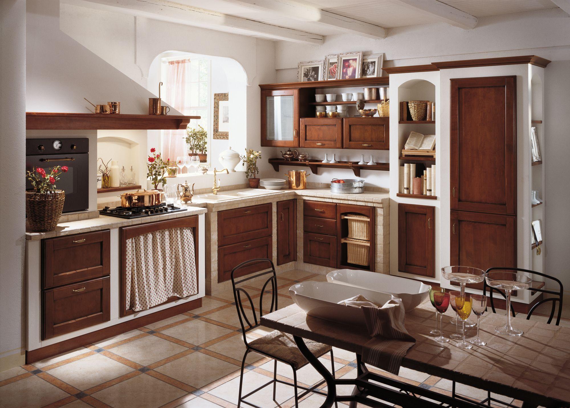 Cucine classiche componibili Borgo Antico Beatrice   Casa ...