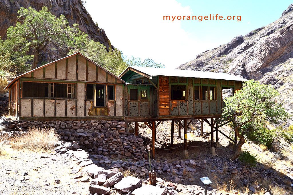 Ghost Towns, New Mexico: Boyd's Sanatorium
