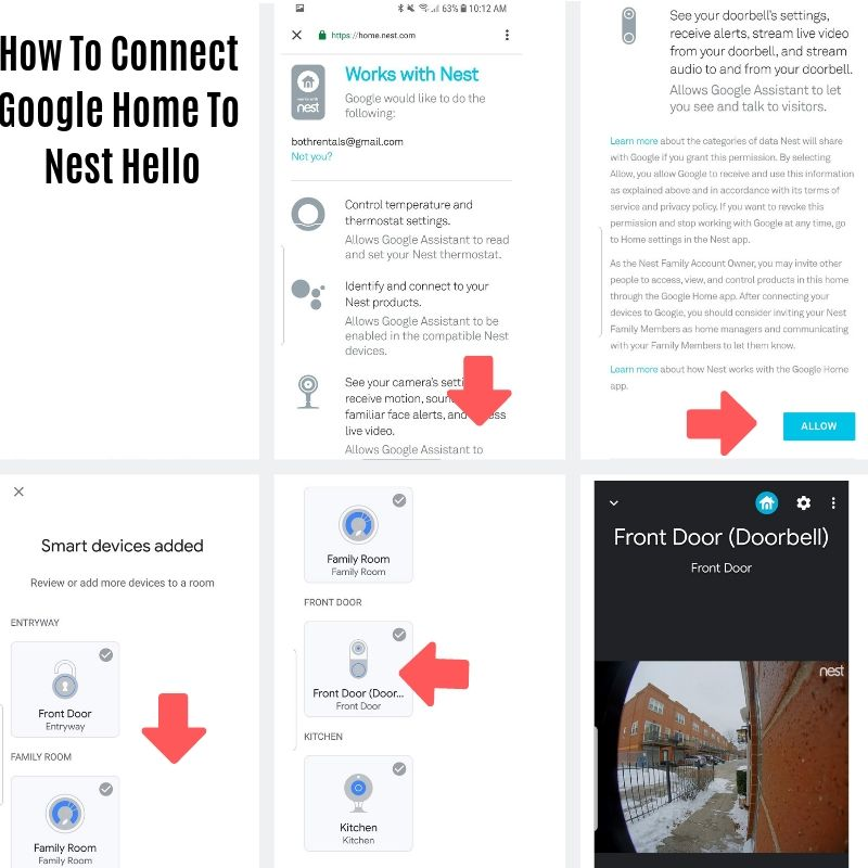 Nest Doorbell Chime What Chimes Work With Nest Hello Doorbell Chime Doorbell Transformer Hello App
