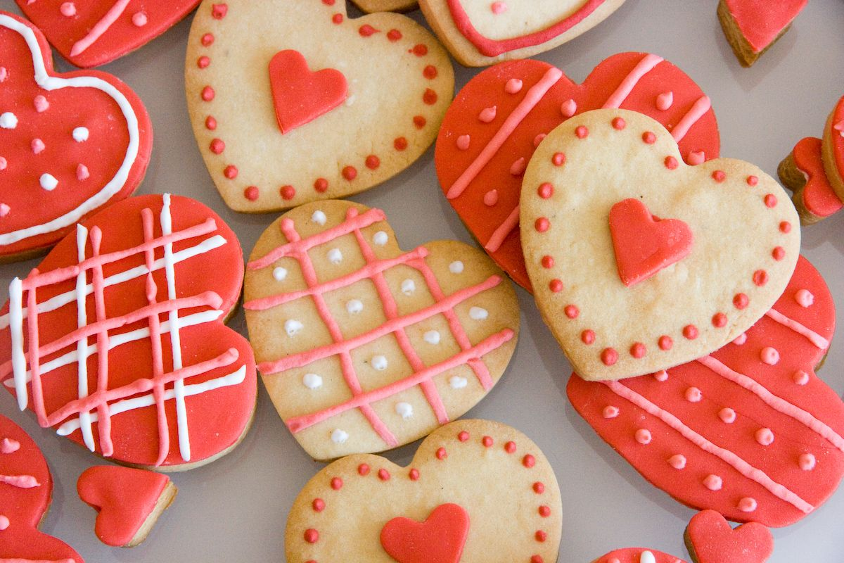 Como Decorar Galletas De Corazon Galletas Fondant Corazon Buscar Con Google Galletas
