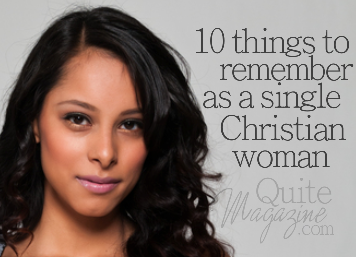 Single christian women