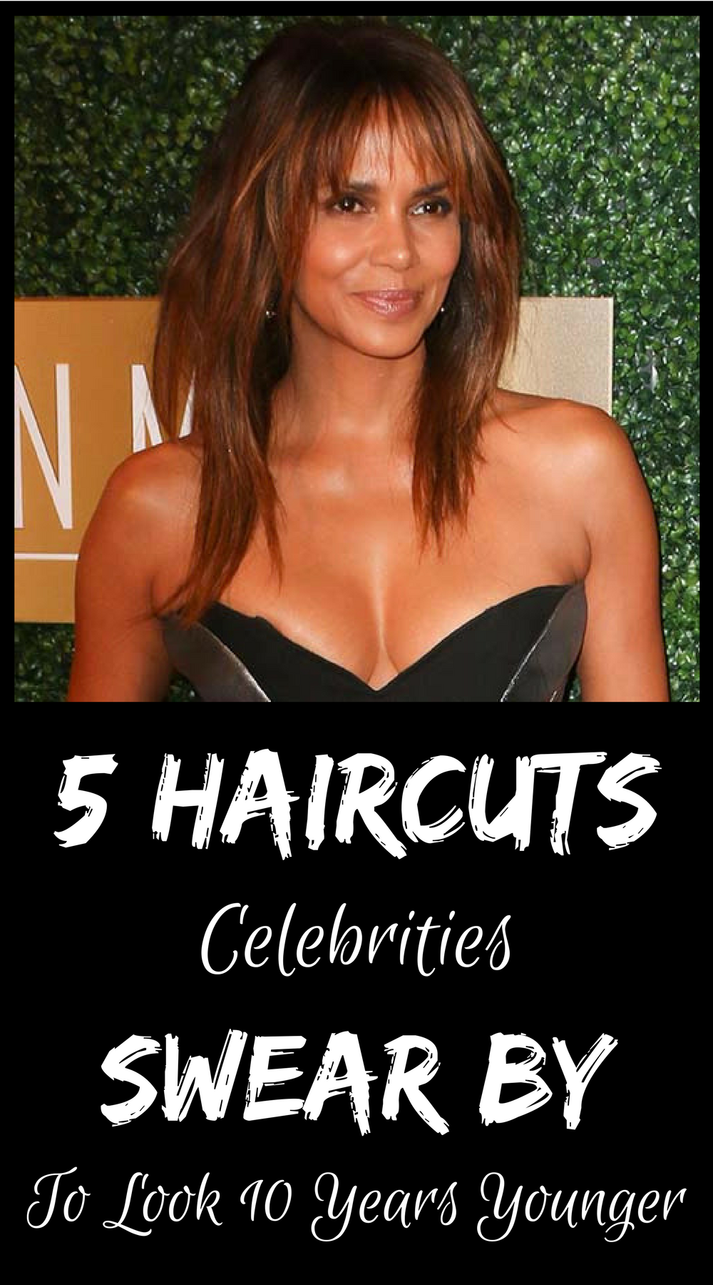 5 Haircuts Celebrities Swear By To Look 10 Years Younger