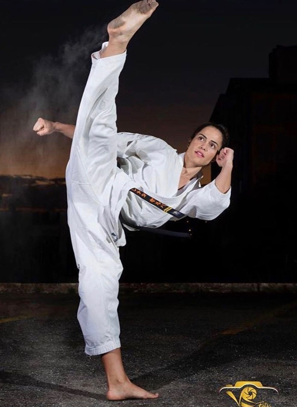 Pin by Tom Smith on ma Martial arts women, Female