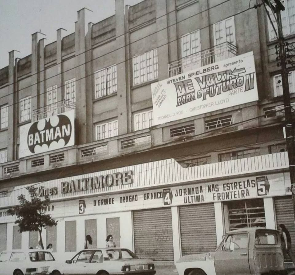 Cinema Baltimore Bonfim Porto Alegre