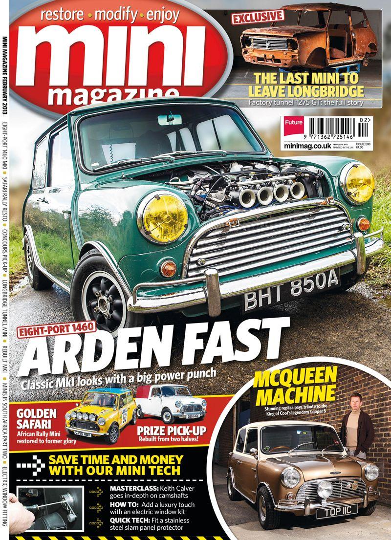 Mini Magazine Www Minimag Co Uk Minimagazine Mini Car