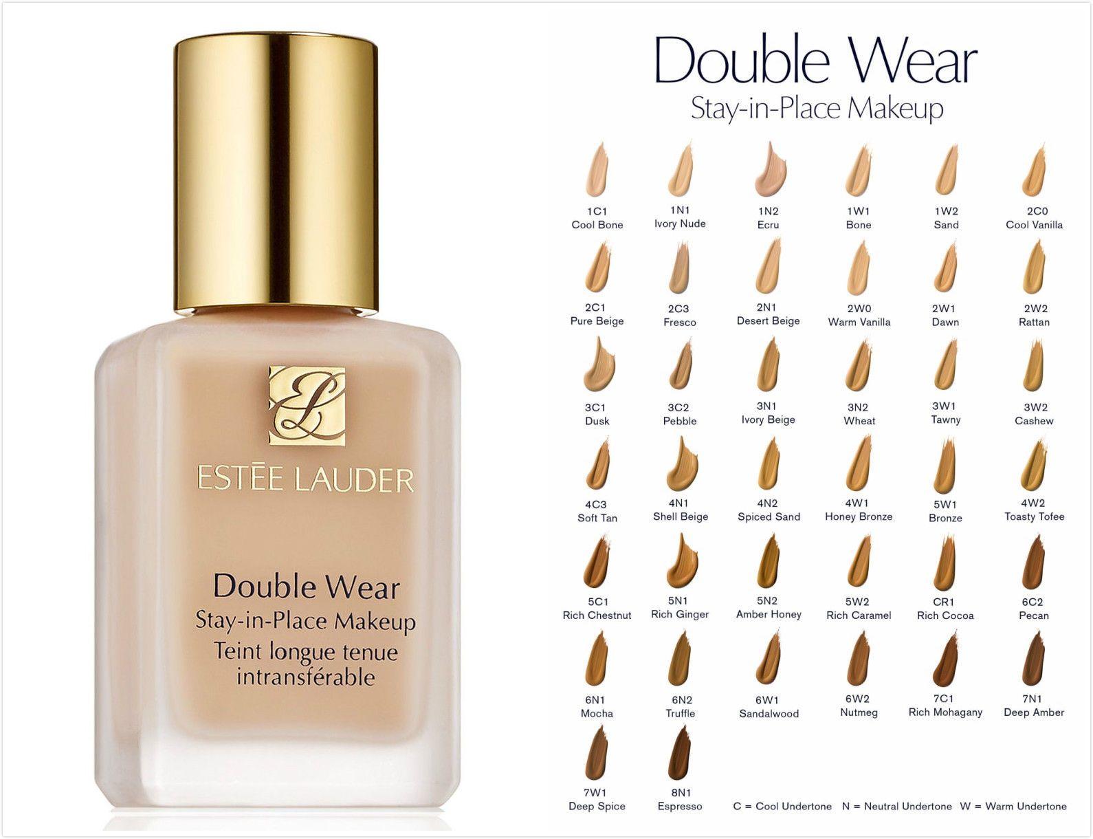 Estee Lauder Double Wear StayinPlace
