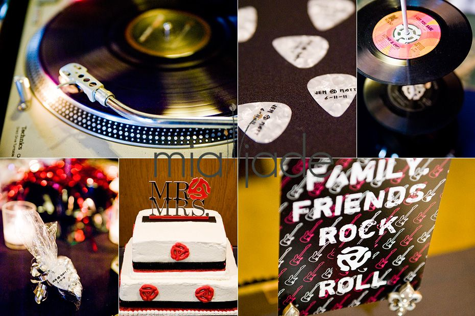 Family Friends Rock And Roll