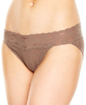 Halo lace bikini panty wacoal would