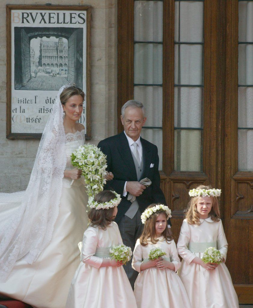 The Most Stunning Royal Weddings From Around The World Royal Wedding Gowns Royal Wedding Dress Royal Weddings [ 1024 x 842 Pixel ]