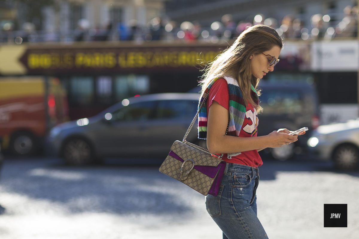 J'ai Perdu Ma Veste / Andreea Diaconu – Paris  // #Fashion, #FashionBlog, #FashionBlogger, #Ootd, #OutfitOfTheDay, #StreetStyle, #Style