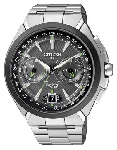 CITIZEN SATELLITE WAVE H950  CC1084-55E