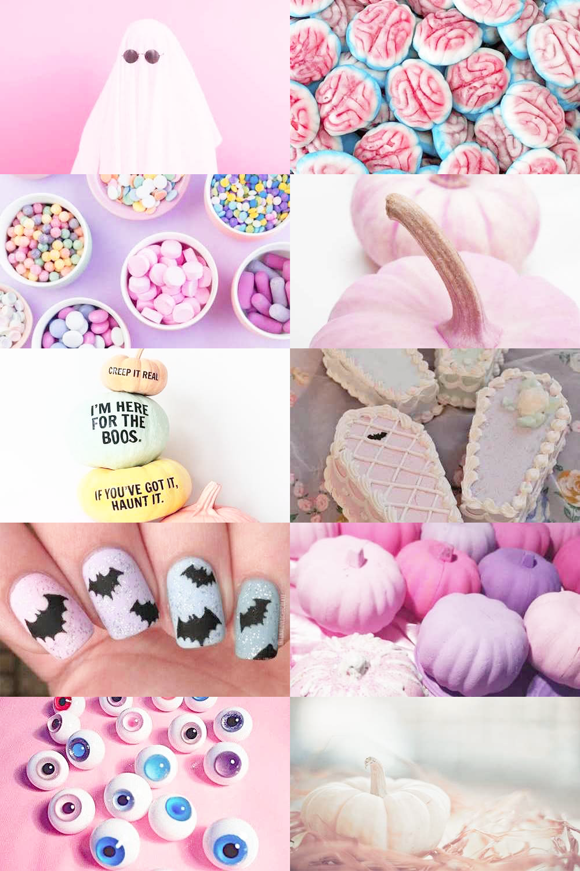 halloween x pastel aesthetic | Halloween | Pinterest | Pastels ...