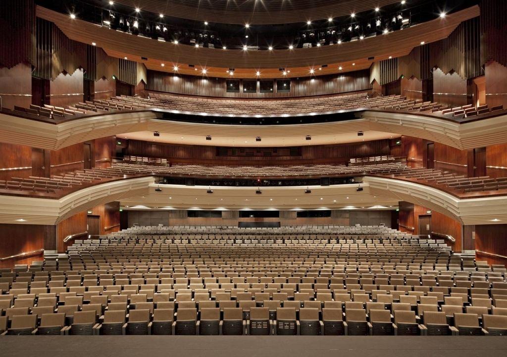 The Most Brilliant Lyric Theatre Brisbane Seating Plan