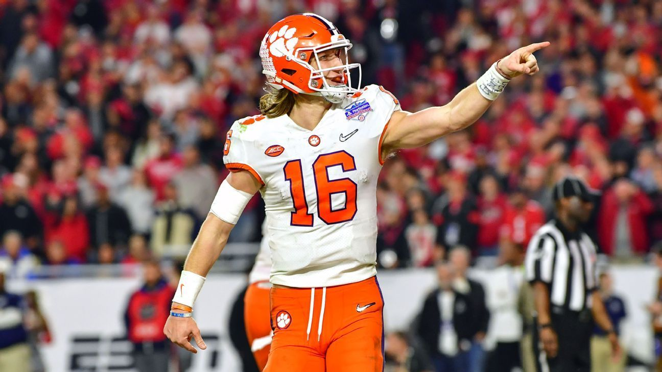Meet the 2021 NFL draft QB class Names to know, potential