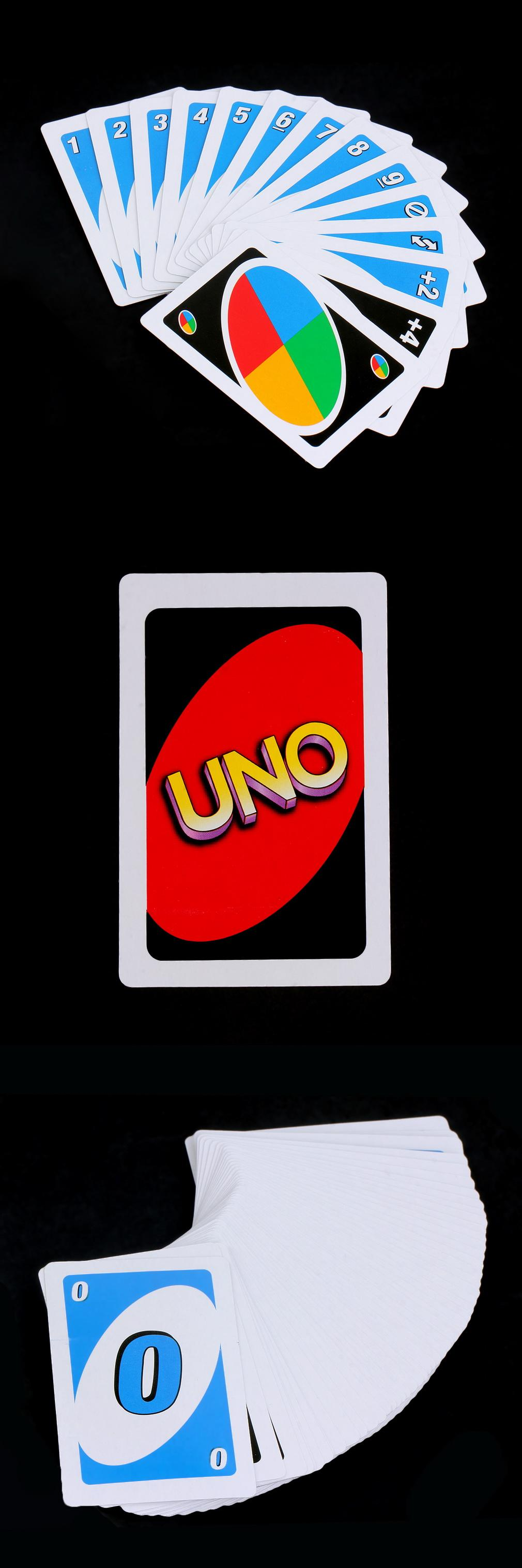 [Visit to Buy] Family Funny Entertainment Board Game UNO