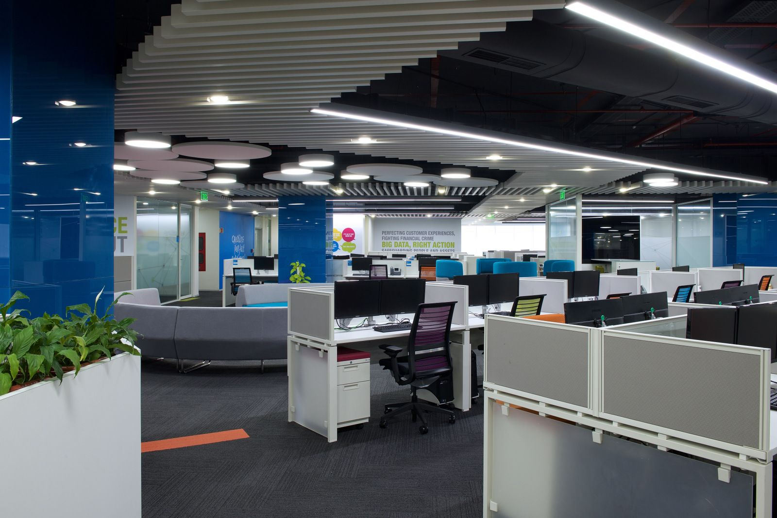 Office Tour NICE Systems Offices Pune Corporate