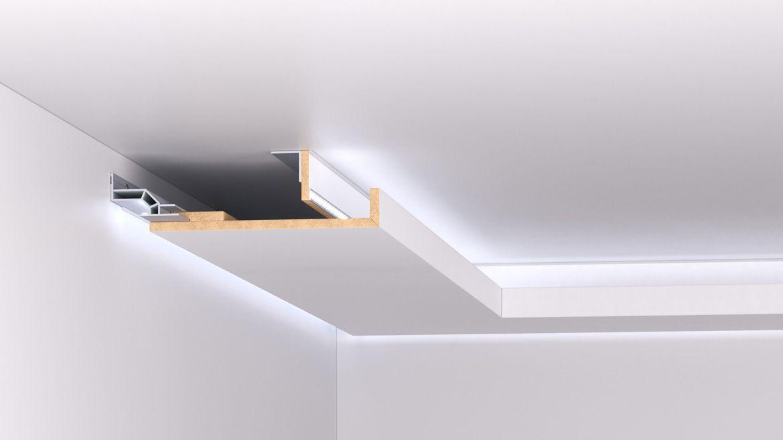 Bei Lunox bekommen Sie hochwertige Schattenfugenprofile für ...