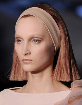 ::::::: Hairstyle Trends for Fall/Winter 2014: Marc Jacobs :::::::