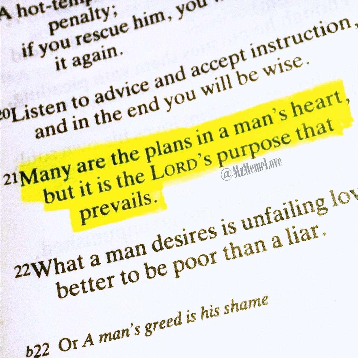 Proverbs 19:21 |