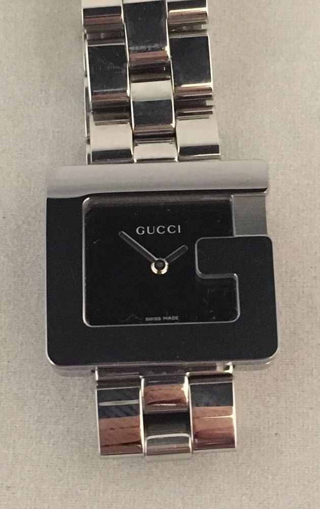 a46f094b90b Authentic estate ladies stainless steel gucci 3600l