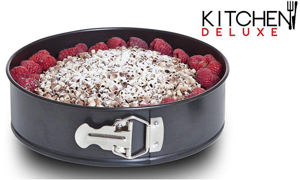 Instant pot springform cake pan leakproof