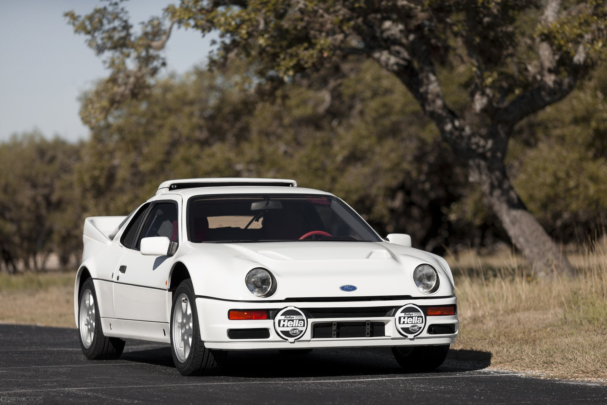 1986 Ford Rs200 Ford Ford Capri Super Cars