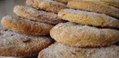 Biscotti Olio d'Oliva, Miele d'Arancio e Fiori di Lavanda