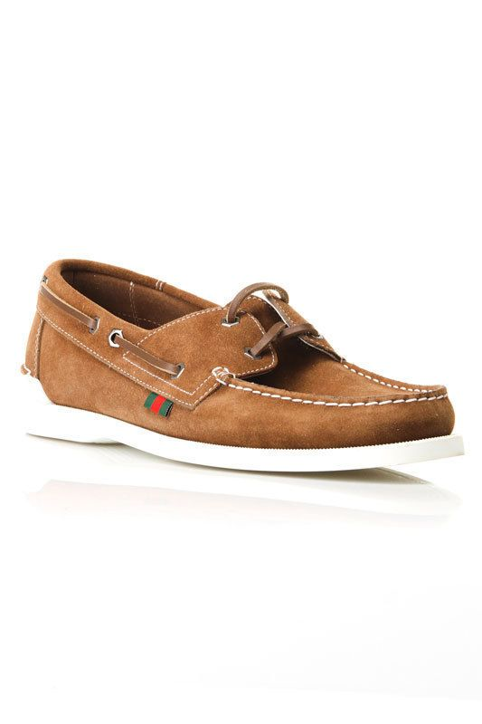 a206d81879a Gucci Men s Boat Shoes In Marron Glace  399.99 for me.